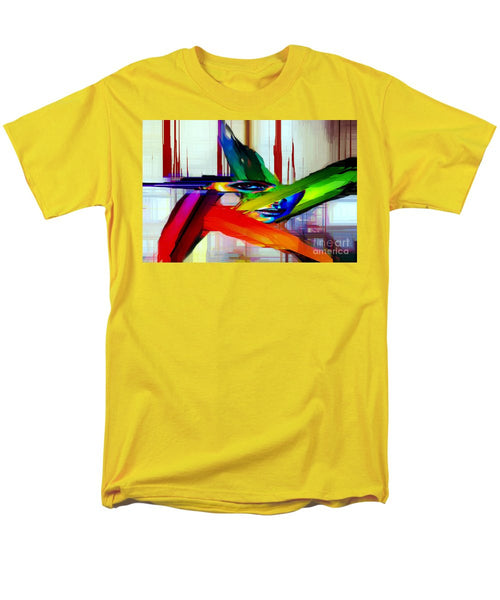 Men's T-Shirt  (Regular Fit) - Behind The Glass