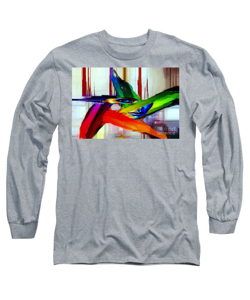 Long Sleeve T-Shirt - Behind The Glass