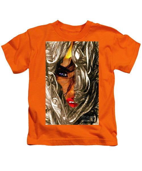 Kids T-Shirt - Behind The Veil
