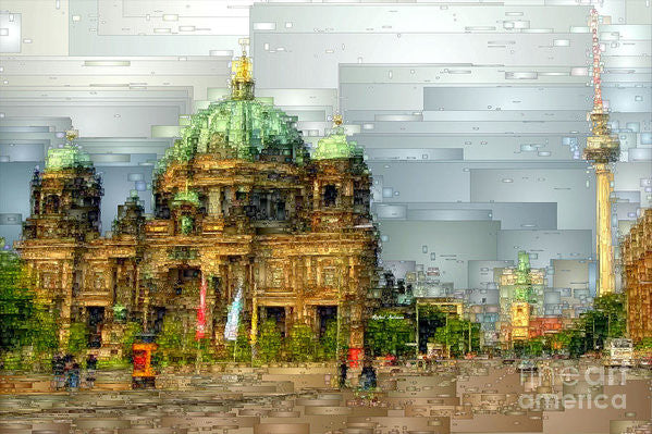 Art Print - Berlin Cathedral