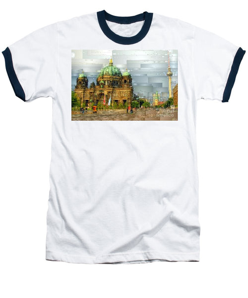Baseball T-Shirt - Berlin Cathedral