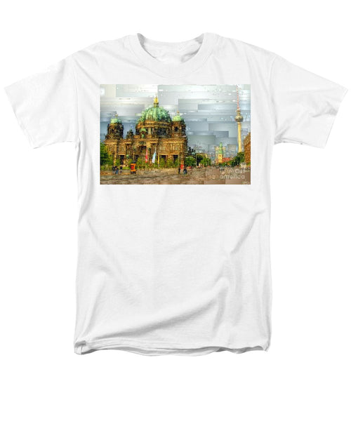 Men's T-Shirt  (Regular Fit) - Berlin Cathedral
