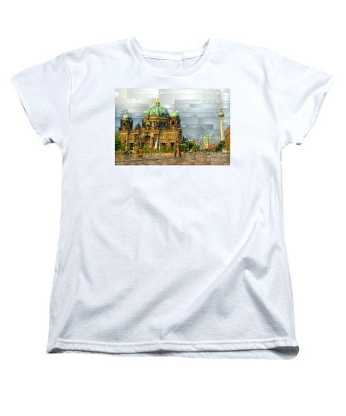 Women's T-Shirt (Standard Cut) - Berlin Cathedral