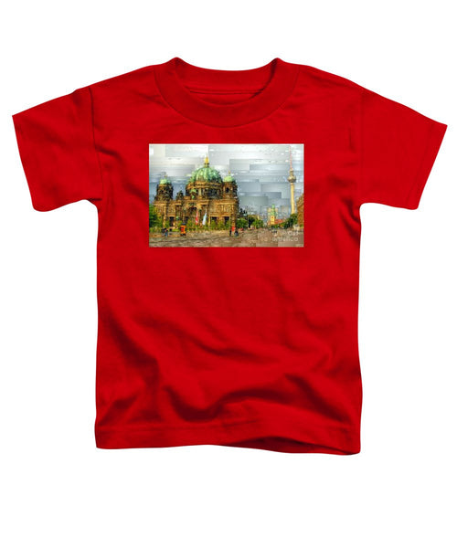 Toddler T-Shirt - Berlin Cathedral