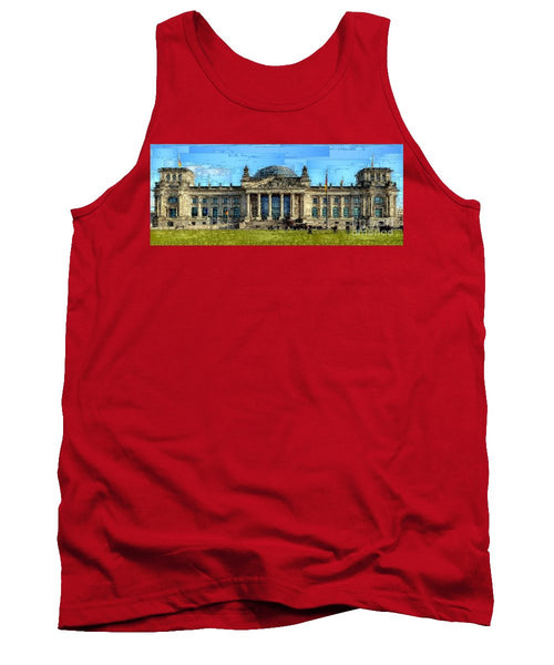 Tank Top - Berlin Parliament Reichstag Building
