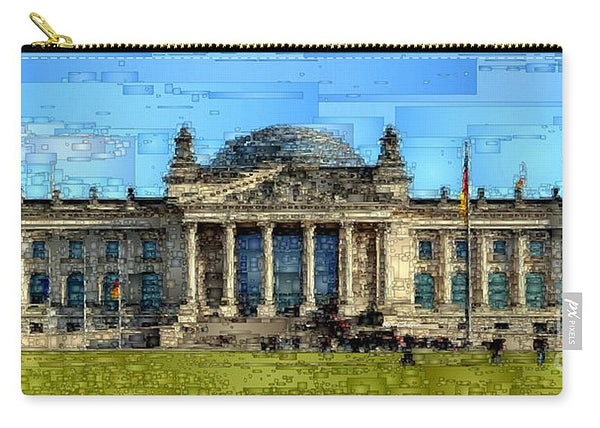 Carry-All Pouch - Berlin Parliament Reichstag Building