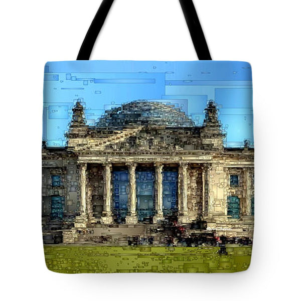 Tote Bag - Berlin Parliament Reichstag Building