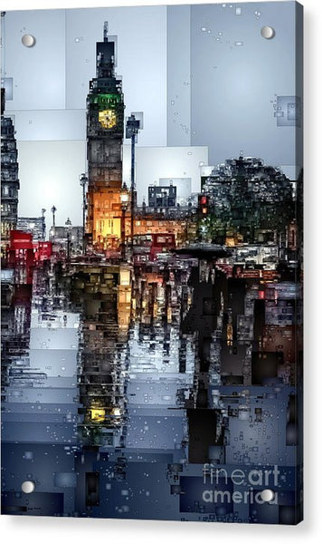Acrylic Print - Big Ben London
