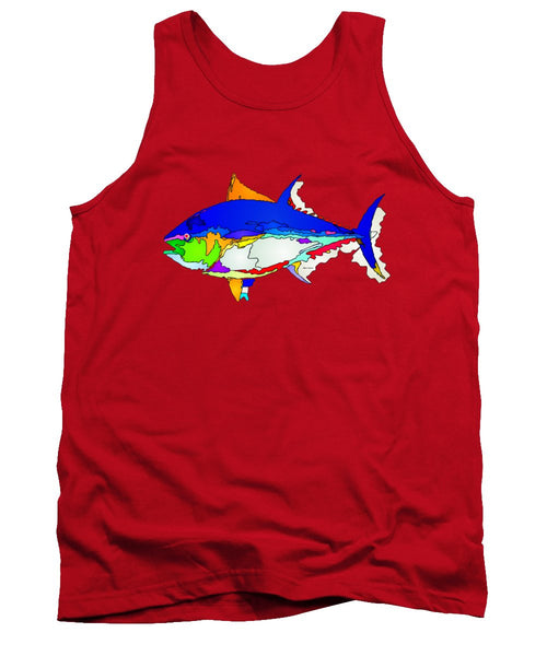 Tank Top - Bluefin Tuna