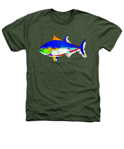Heathers T-Shirt - Bluefin Tuna