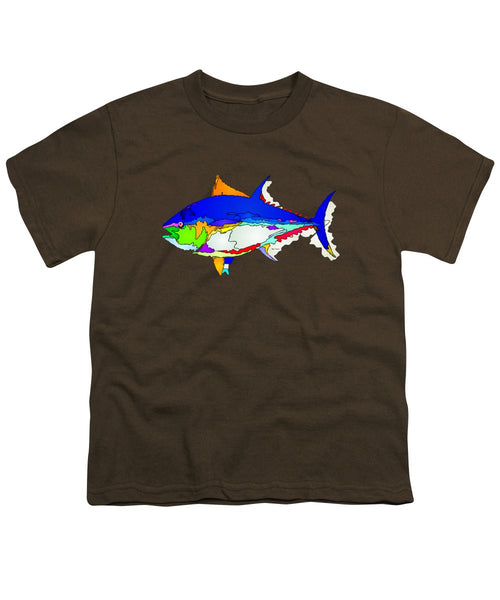 Youth T-Shirt - Bluefin Tuna