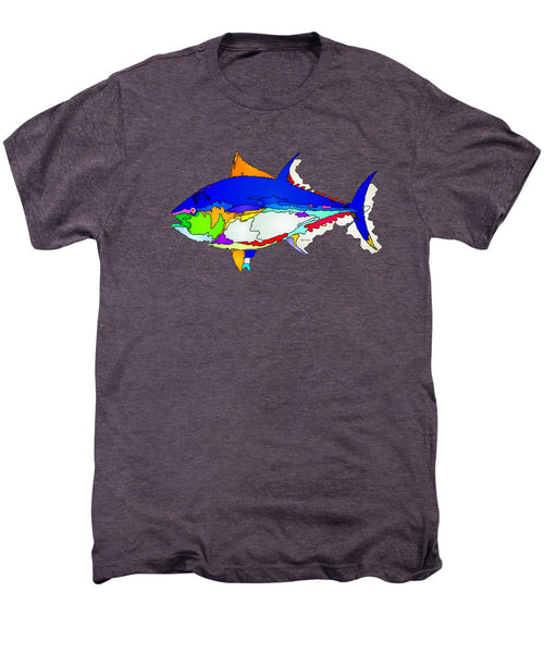 Men's Premium T-Shirt - Bluefin Tuna