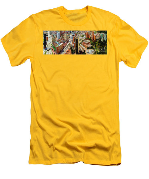 Men's T-Shirt (Slim Fit) - Bogota Colombia