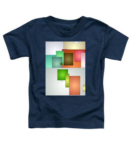 Toddler T-Shirt - Bright Future
