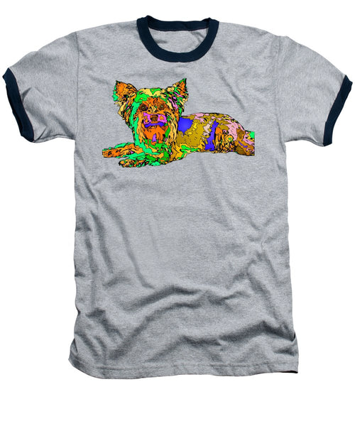 Baseball T-Shirt - Buddy. Pet Series