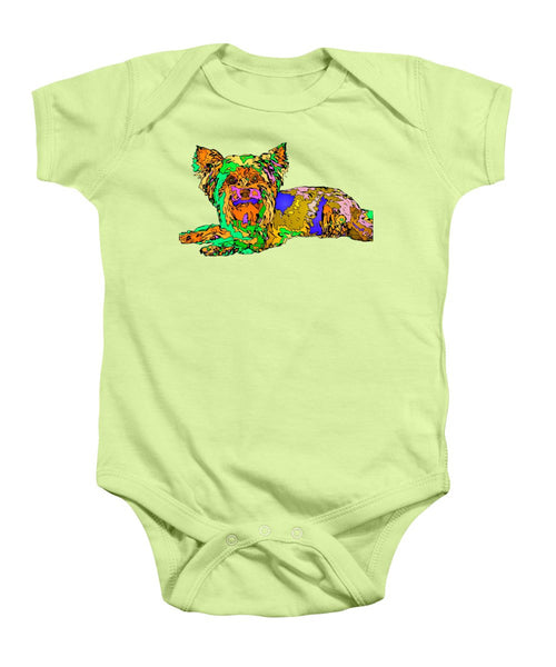 Baby Onesie - Buddy. Pet Series