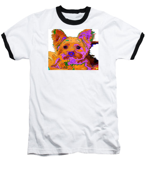 Baseball T-Shirt - Buddy The Baby. Pet Series