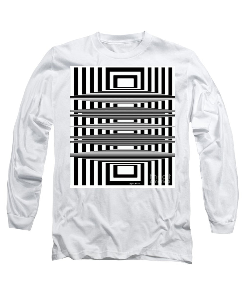 Long Sleeve T-Shirt - Can't Make Up My Mind