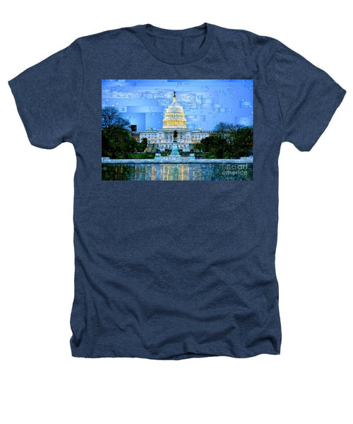 Heathers T-Shirt - Capitol In Washington D.c