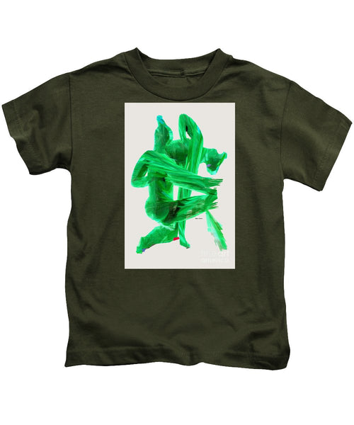 Kids T-Shirt - Care To Dance