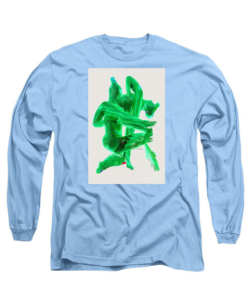 Long Sleeve T-Shirt - Care To Dance
