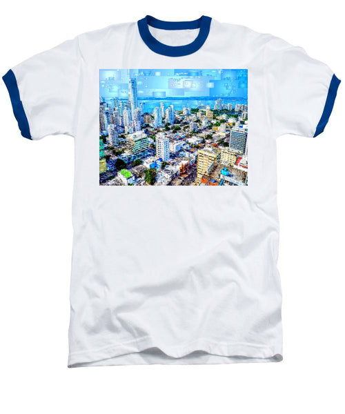 Baseball T-Shirt - Cartagena, Colombia
