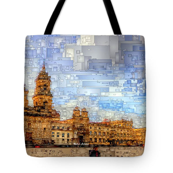Tote Bag - Cathedral, Bogota Colombia
