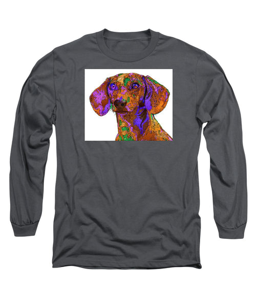 Long Sleeve T-Shirt - Chloe. Pet Series
