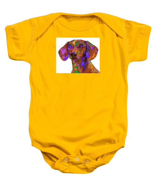Baby Onesie - Chloe. Pet Series