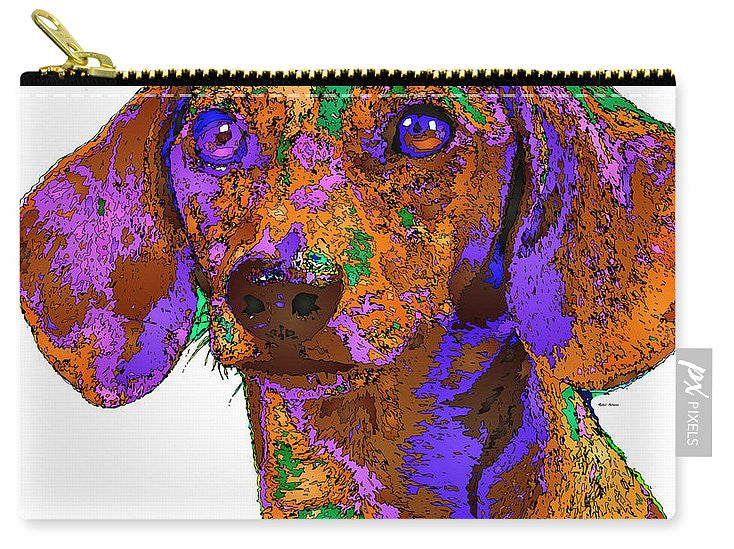 Carry-All Pouch - Chloe. Pet Series