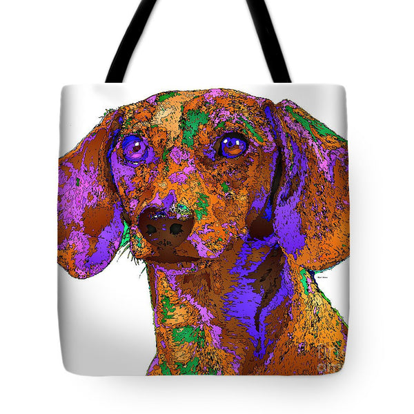 Tote Bag - Chloe. Pet Series