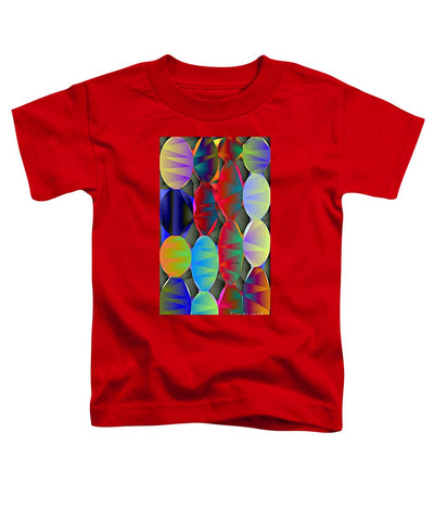 Christmas Lights - Toddler T-Shirt