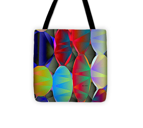 Christmas Lights - Tote Bag