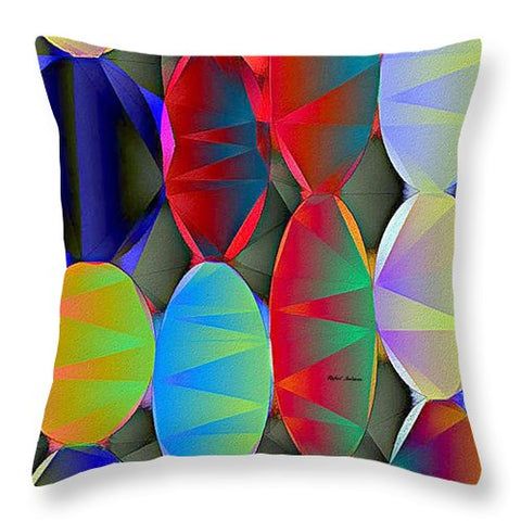 Christmas Lights - Throw Pillow