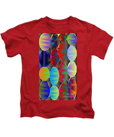 Christmas Lights - Kids T-Shirt