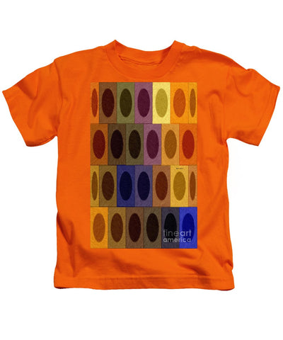Coliseum In Chroma - Kids T-Shirt