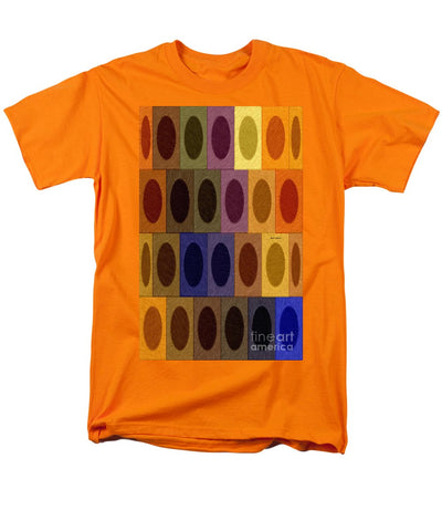 Coliseum In Chroma - Men's T-Shirt  (Regular Fit)