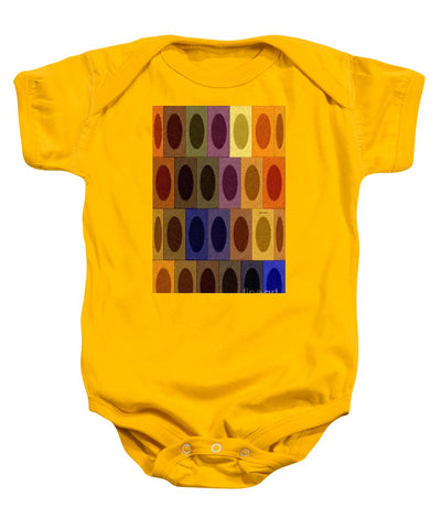 Coliseum In Chroma - Baby Onesie