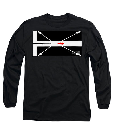 Cupid Arrows - Long Sleeve T-Shirt