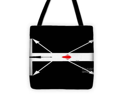 Cupid Arrows - Tote Bag