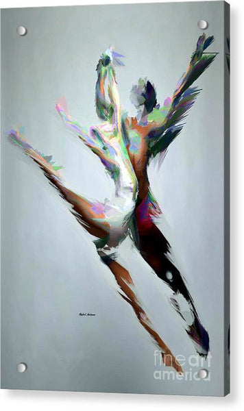 Acrylic Print - Dance The Night Away
