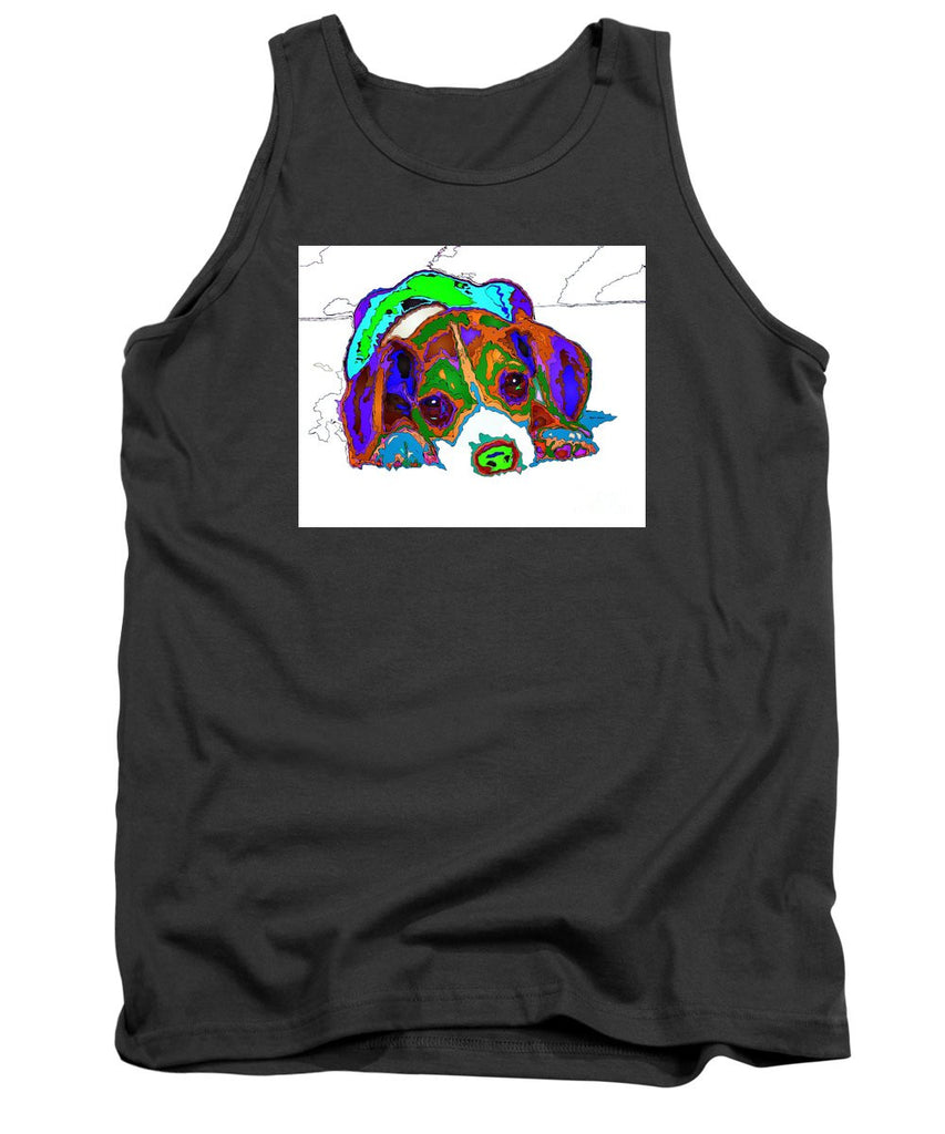 Tank Top - Do You Want To Take A Nap? Pet Series