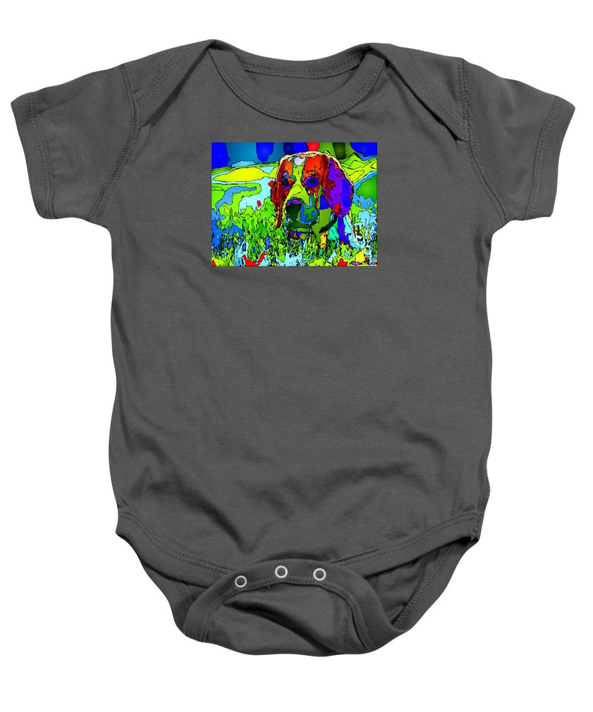 Baby Onesie - Dogs Can See In Color