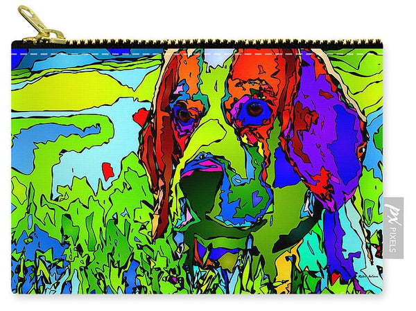 Carry-All Pouch - Dogs Can See In Color