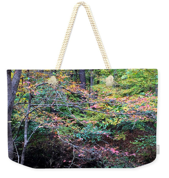Weekender Tote Bag - Dream Woods In Georgia