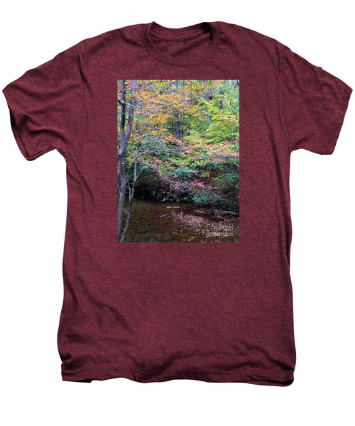Men's Premium T-Shirt - Dream Woods In Georgia