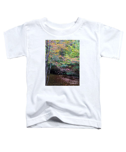 Toddler T-Shirt - Dream Woods In Georgia