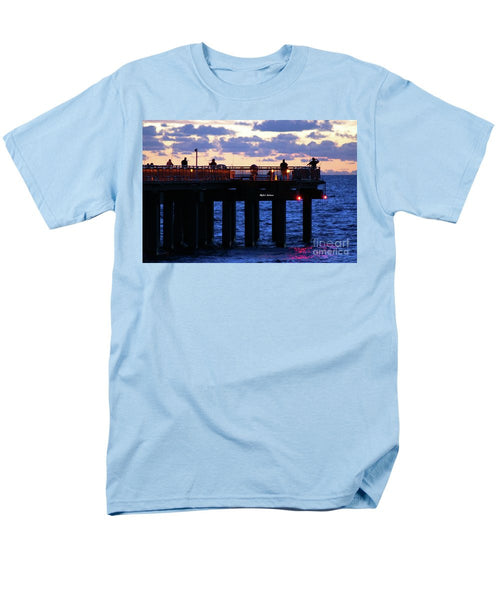 Men's T-Shirt  (Regular Fit) - Early Fishing
