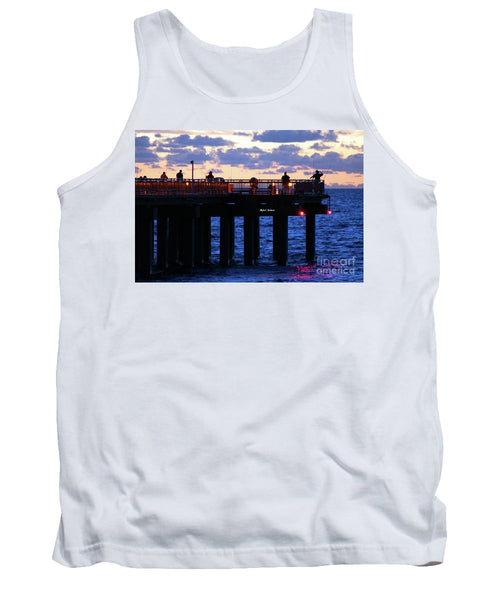 Tank Top - Early Fishing