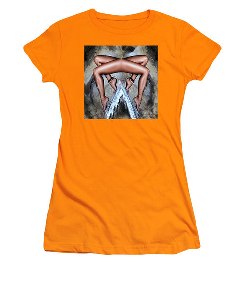 Women's T-Shirt (Junior Cut) - Equilibrium